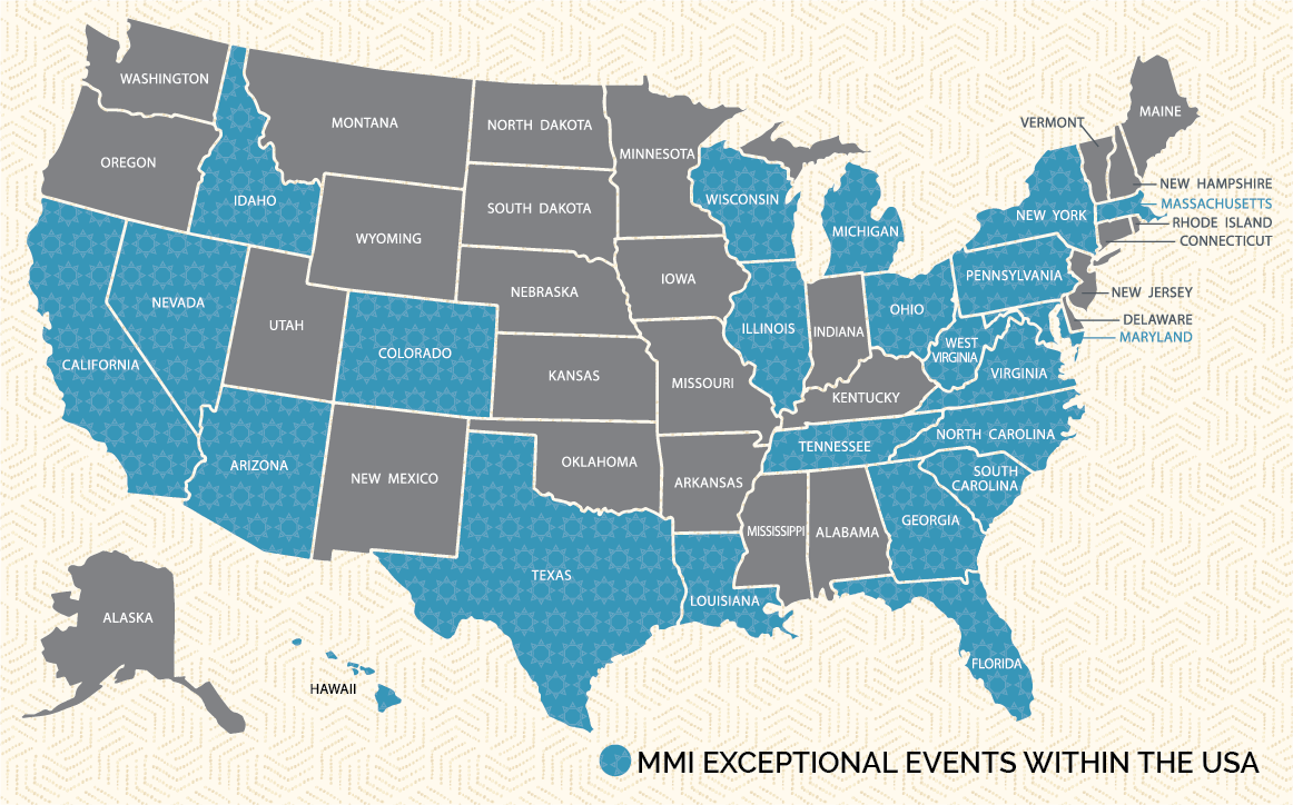 mmi usa events